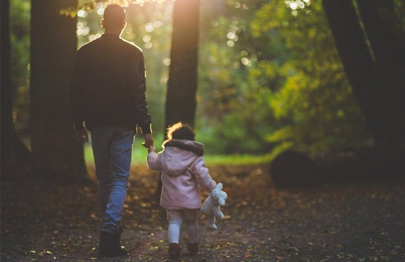 Un padre activo en la crianza tiene un impacto positivo en el desarrollo de sus hijos
